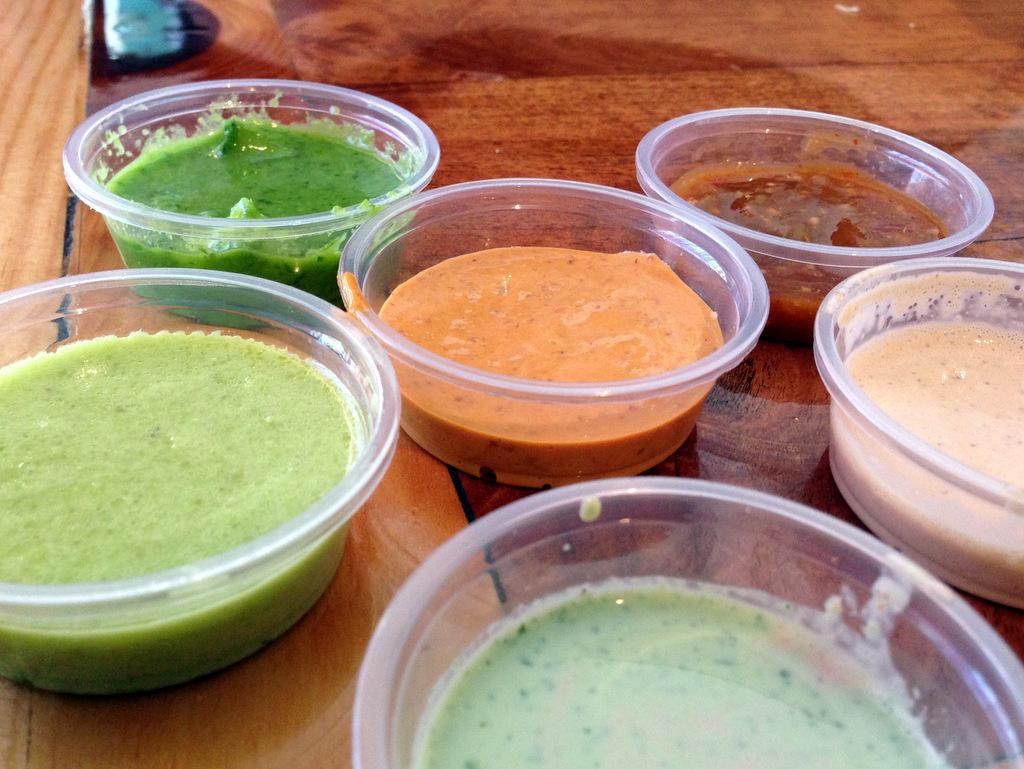 la-santisima-taco-phoenix-salsa