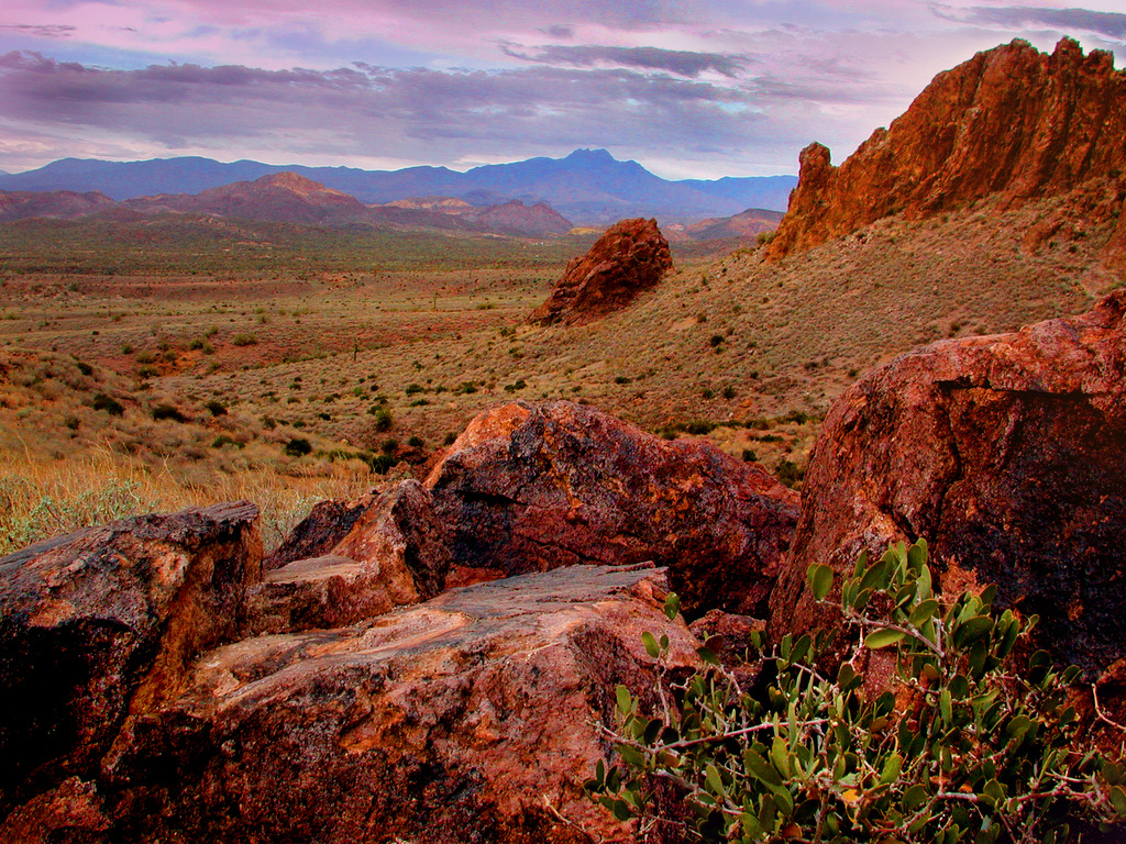 Hiking At Lost Dutchman State Park Top Places To See In