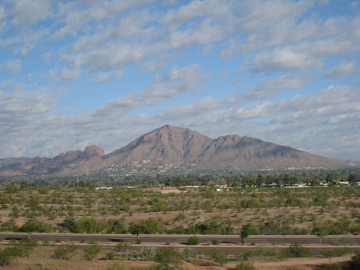 Phoenix Points of Pride: Parks & Gardens - Top Places to ...
