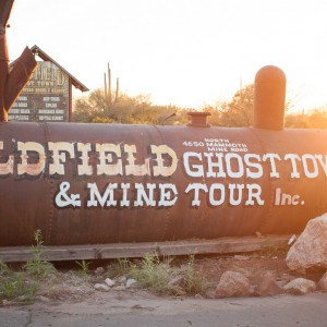 goldfield ghost town and mine tour