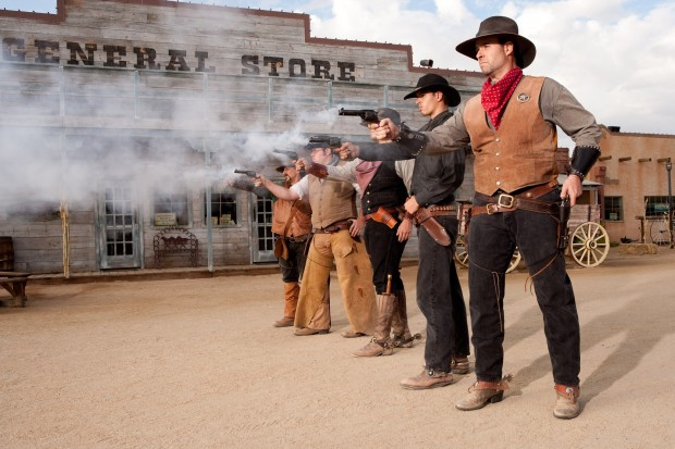 Rawhide Western Town Top Places To See In Arizona