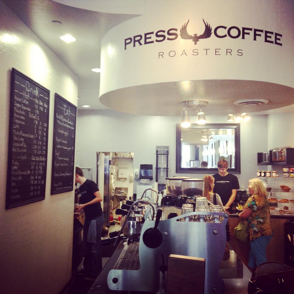 press-coffee